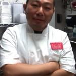 Sharpening Knife by Master Sushi Chef Hiro Terada