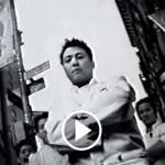 Innovative Japanese Chef in pre-cool JAPAN era