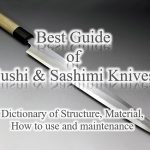 Best Guide of Sushi and Sashimi Knives