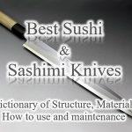 Best Sushi and Sashimi Knives