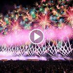 Great Omagari Fireworks in Japan
