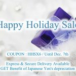 Happy Holiday Sale for Perfect Gift !