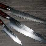 Best Damascus Knife SET for Perfect Gift
