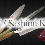 Sushi & Sashimi Knife Special Coverage