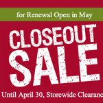 Closeout Sale of Hocho-Knife.com for renewal in May