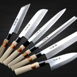 Kasumi-togi, reasonably priced line of traditional forged knives