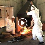 Master Swordsmith Fujiwara Kanefusa