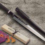 The TOP LINE of Sakai Takayuki, GINMAKI Mirrored Honyaki Knives