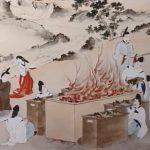 Tatara-buki – the traditional Japanese process of Yasuki Hanage for knives & swords