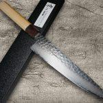 Sakai Takayuki 33 Layered Damascus Knives with Beautiful Japanese Style Handle