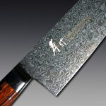 Why Coreless Damascus Knife so beautiful and durable ?