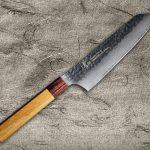 New faces of Sakai Takayuki 33 Layered Damascus Knives with Beautiful Japanese Style Handle