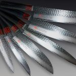 ISEYA Popular Damascus Knife SETs for Home Cooks