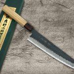 New face of Aogami Super Kurouchi Hammered Stylish Knives by Sakai Takayuki