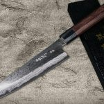 New face of IWAI Fumon Unique Hand-Forged Damascus Knives