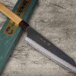 Newly in Stock! Aogami Super Kurouchi Hammered Stylish Knives by Sakai Takayuki