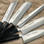 Sakai Takayuki Aoniko Traditional & High Grade Japanese Style Knives