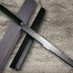 [Special order item] Sakai Takayuki Dragon SEIRYU Damascus Sakimaru Takohiki Sashimi Knife