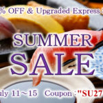 SUMMER SALE | 25%OFF &  FREE Upgraded Express Shipping