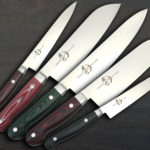 Grand Chef Stylish Knife Series with Micarta Handle by Sakai Takayuki