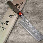 Shigeki Tanaka HARUKAZE R2 Damascus Knives have gotten in stock !