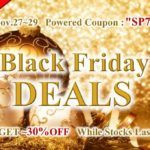 Black Friday Deals | 30%OFF – Powered Coupon – Express Shipping