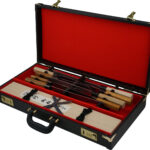 Professional Attache Case for Kitchen Knives (Made in Japan)